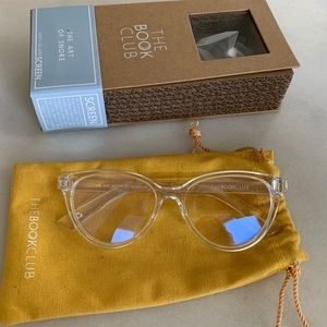 The Book Club The Art of Snore Screen Eyeglasses